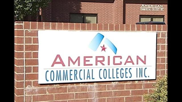 Former Students Suing American Commercial College