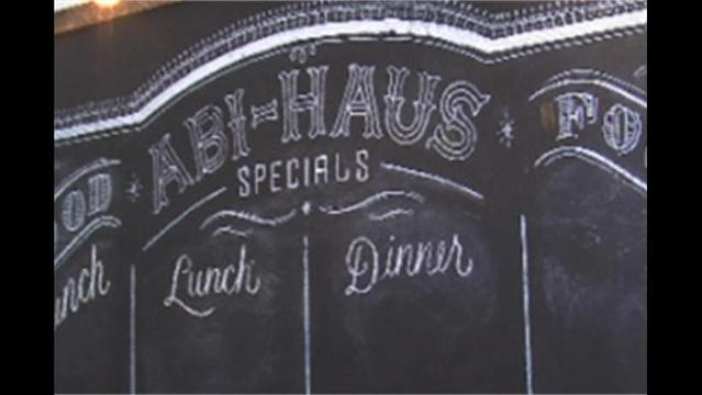 Abi-Haus Opens in Fall, Offering New Flavor in Abilene