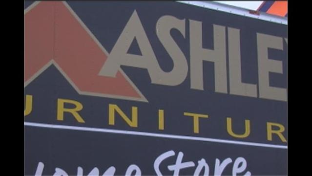 Ashley Furniture Makes Christmas Special For Families