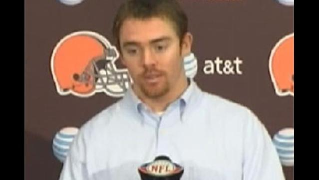 Colt McCoy Not Convinced He'll Get A Fair Shot In Cleveland