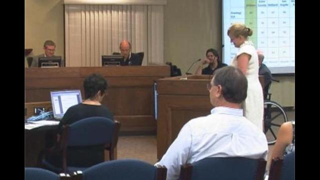 No Public Request At Abilene School District Meeting