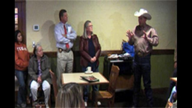 Taylor Country Sheriff Candidates Face Off