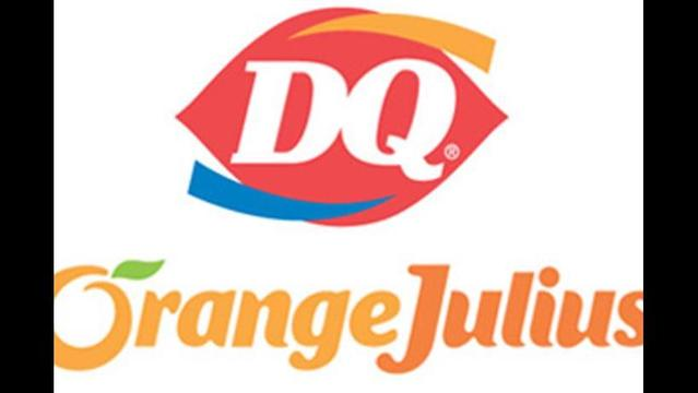 Orange Julius Soon Available at Dairy Queen