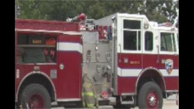 Barbequing in Buffalo Gap: Volunteer Fire Dept. Holds Annual Fundraiser