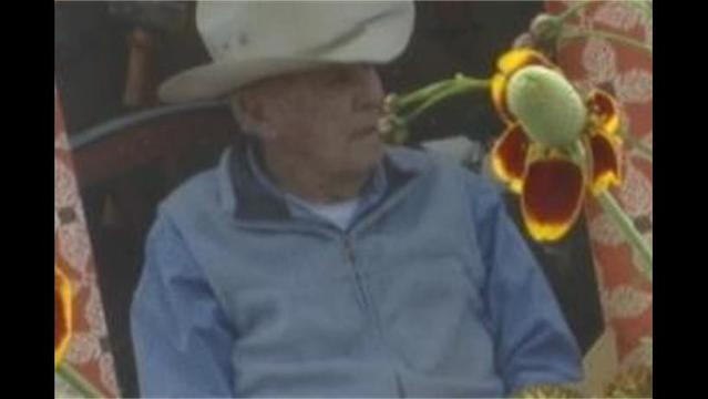 Abilene Man Celebrates 100 with Restored Chuck Wagon