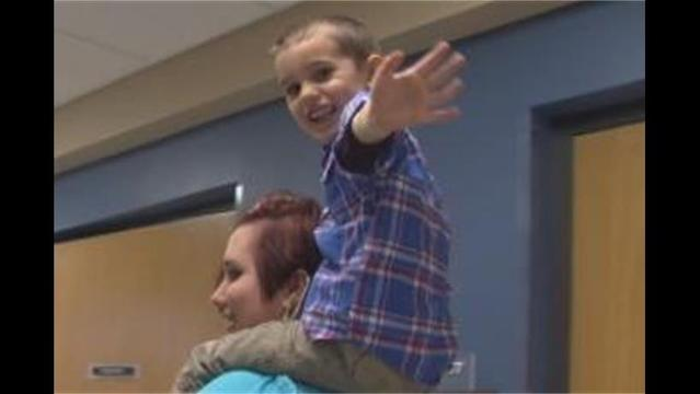 Early Autism Diagnosis Changes Young Boy's Life