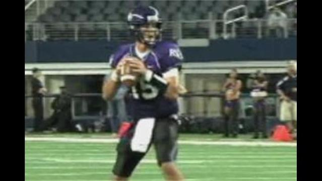 Former ACU QB Gale Heading to Rams Rookie Mini-Camp