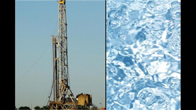 Texas Study Finds Increase in Water Used for Fracking