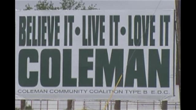 Coleman Candidate Forum Controversy
