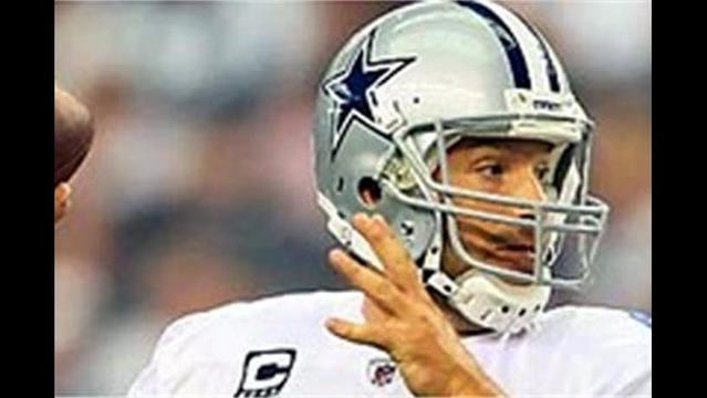 Romo Agrees to 6-Year Extension With Cowboys