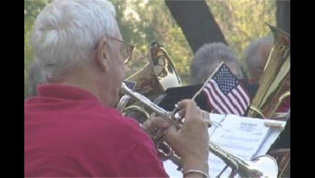 Abilene Community Band Performs Annual Independence Show