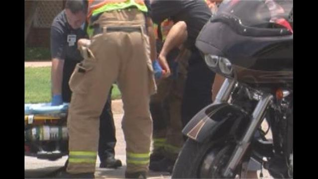 Abilene Motorcyclist Works to Make Abilene Roads Safer after Accident