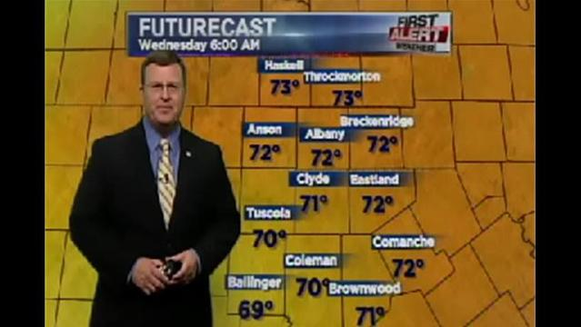 KRBC East Regional PM Forecast:  Tuesday, July 23, 2013