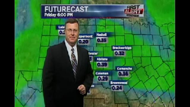 KRBC East Regional PM Forecast:  Wednesday, July 24, 2013