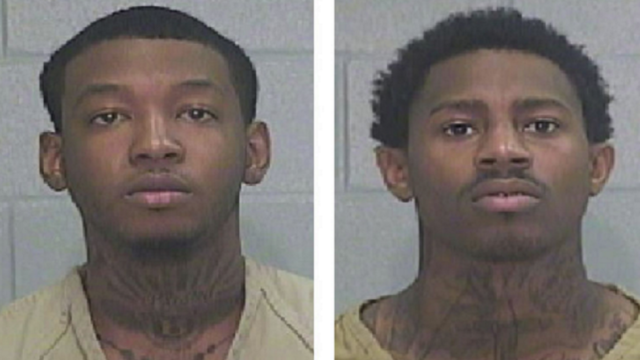 Two Receive Federal Sentences for Pharmacy Burglaries in Abilene, Sweetwater