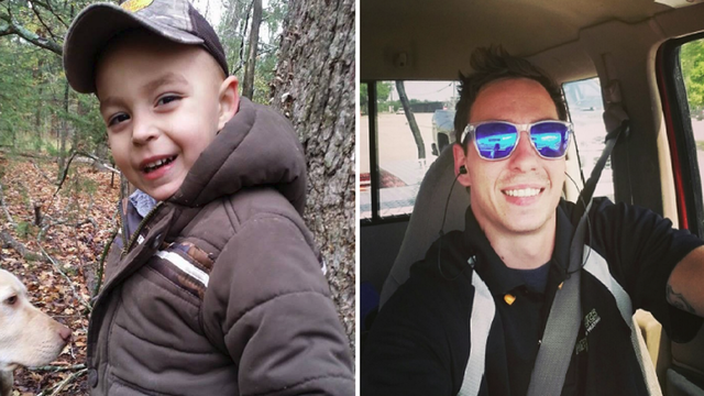 Father, Son Pulled from Texas Lake Identified