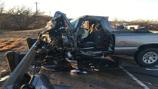 Victims of Icy Nolan County Crash Recovering in Lubbock