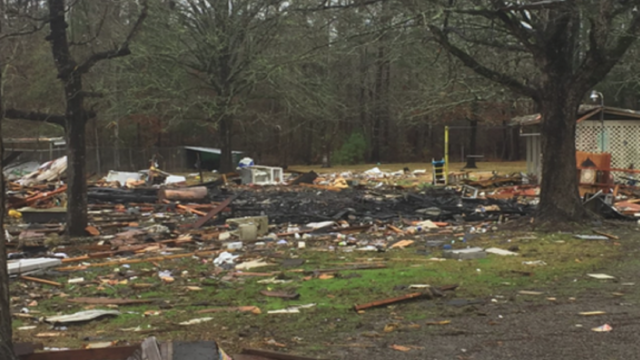 Two Injured During East Texas House Explosion
