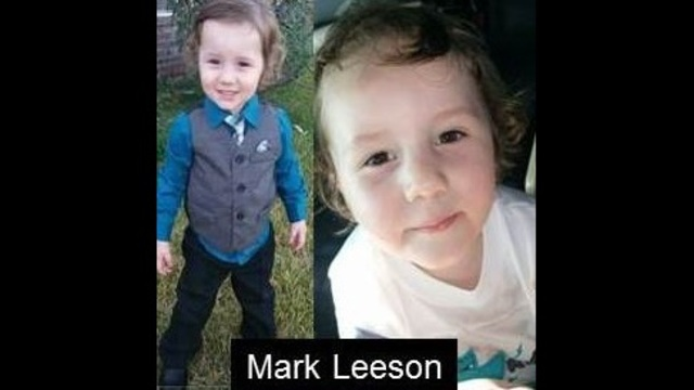 Amber Alert Issued for Little Boy in South Texas