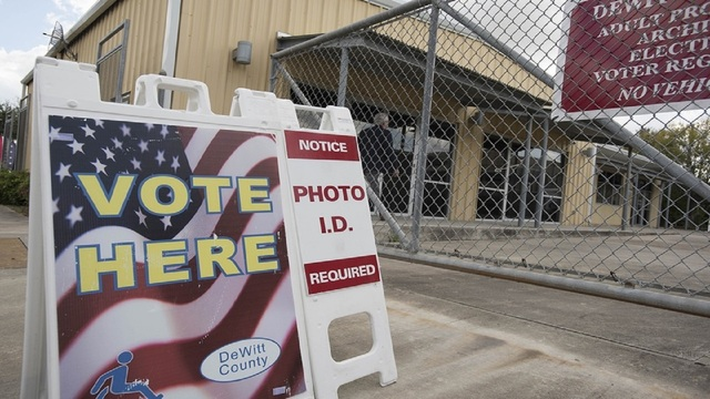 Trump administration confirms plans to drop key claim against Texas Voter ID
