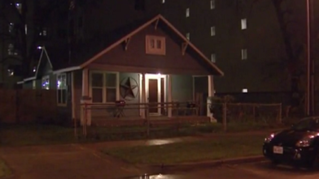 Police: Skeletal remains found behind kitchen wall of Houston home