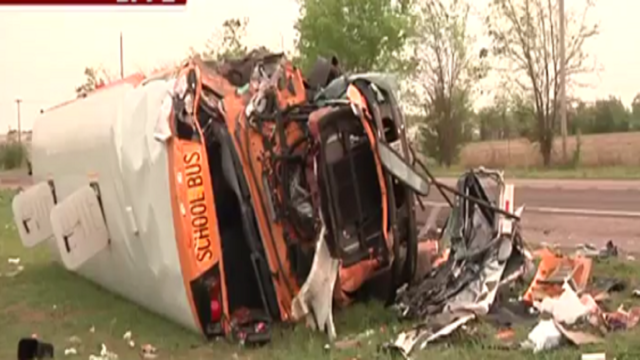 Two Killed, Others Injured in Texas School Bus Crash