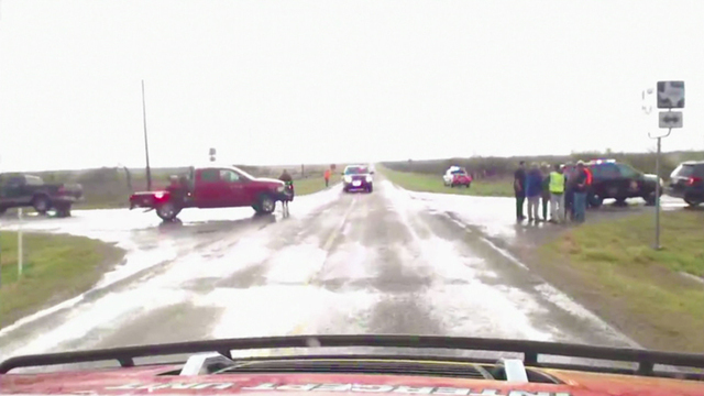 UPDATE: Three Storm Chasers Killed in Crash Near Spur