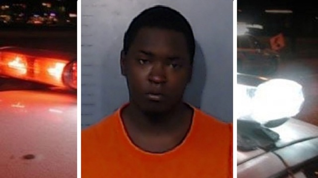 Report: Shots Fired at Robbery Suspect Hours Before Arrest