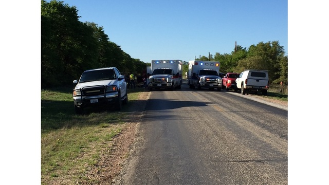 Breaking News: Accident on S. 1226 sends passengers to the hospital.