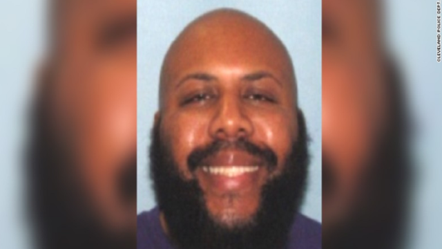 In Cleveland Police say Facebook murderer kills himself after 3-day manhunt