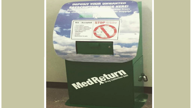 Abilene PD Now Offering Medication Drop-off Site - No Questions Asked!
