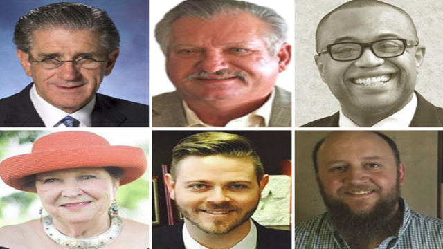 Abilene Mayoral, City Council Candidates Give