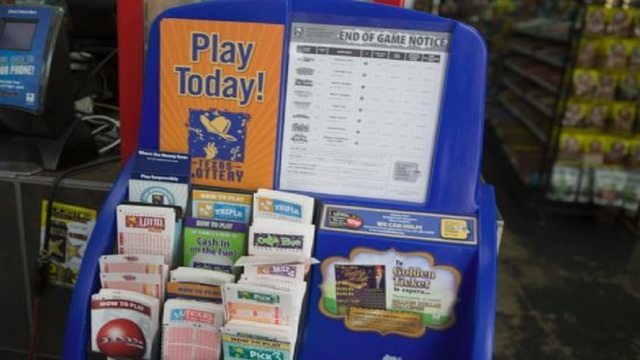 Texas House passes bill making lottery winners anonymous