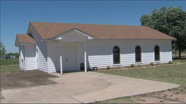 Potosi United Methodist Church Dedicates New Building After Fire