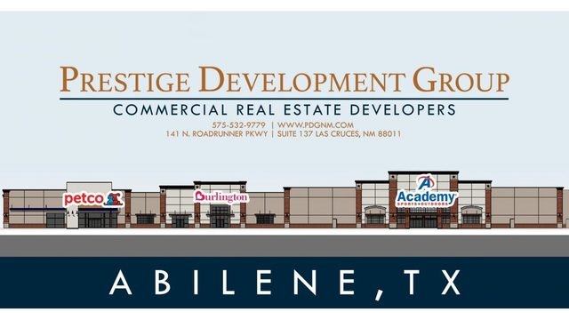 Plans Unveiled for New Academy, Burlington and Petco Stores in Abilene