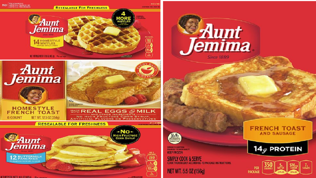 Aunt Jemima Breakfast Products Recalled Over Listeria