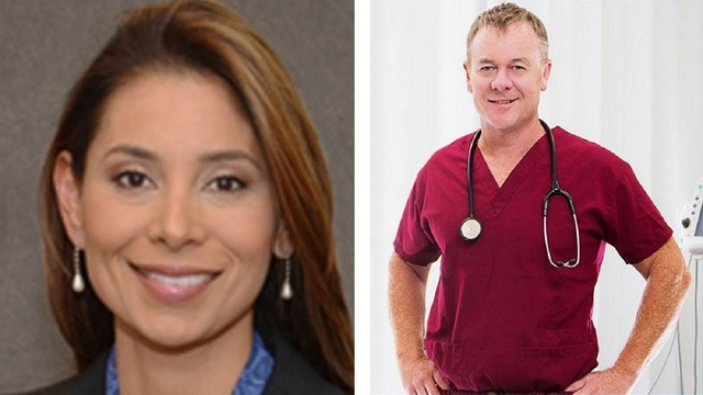 Engaged Boston doctors murdered in their luxury penthouse