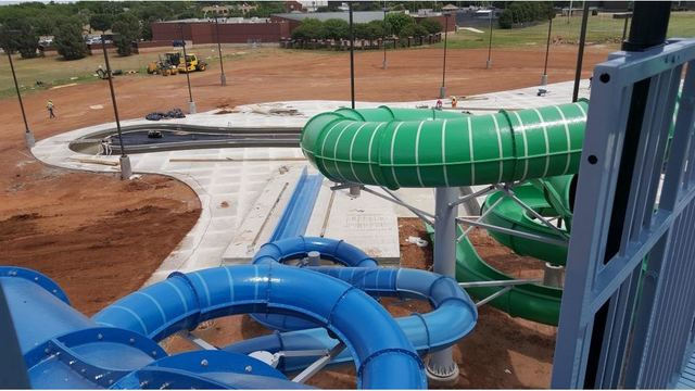Abilene Aquatic Center Should Open in Less Than One Month