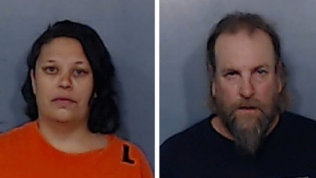 Indicted: Abilene Couple Accused of Making Children Sniff Spray from Rag, Sexually Assaulting Them