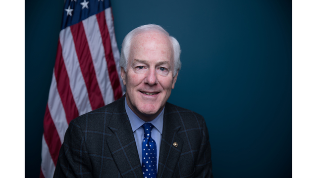 Cornyn withdraws from consideration for Federal Bureau of Investigation  director