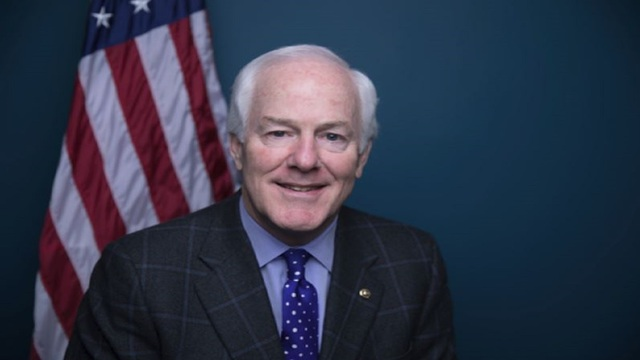 Cornyn says he's not interested in replacing Comey at FBI