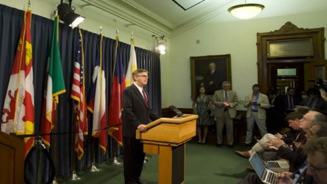 Patrick threatens to force special session over tax, bathroom bills