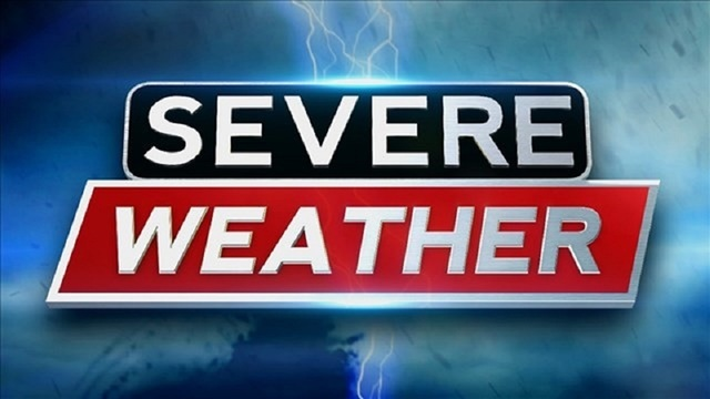 Large Hail, Damaging Winds Possible in Afternoon Storms - Stay Safe with BCH!