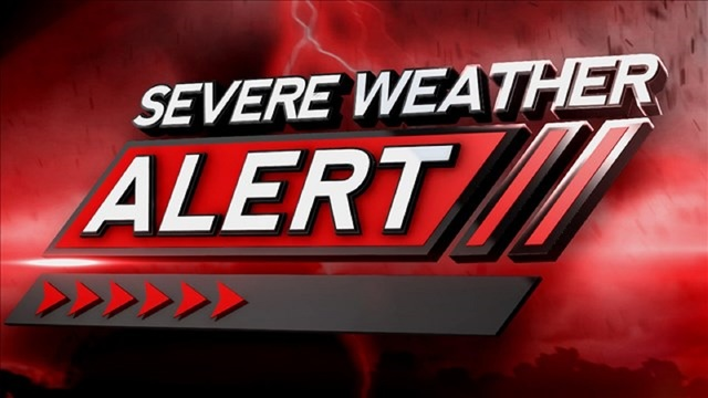 Severe Thunderstorm Warnings Issued for Brown and Comanche Counties