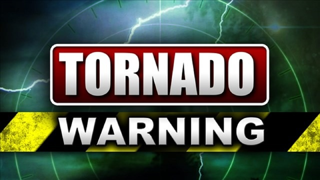TORNADO Spotted Over Novice, Moving Northeast