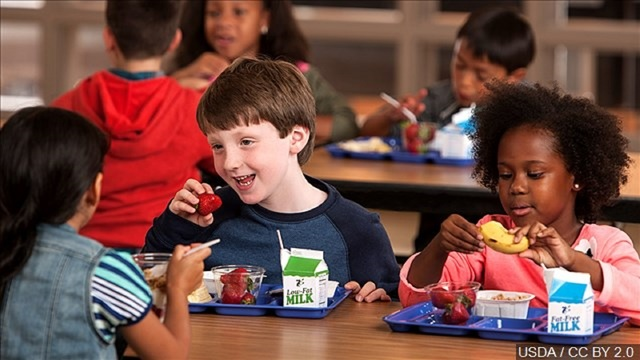 Abilene ISD Giving Free Breakfast, Lunch to Kids This Summer