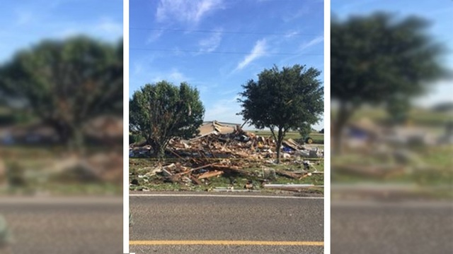 Elderly Man Killed in Central Texas House Explosion