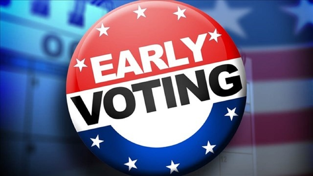 Early Voting Numbers for Thursday, Friday