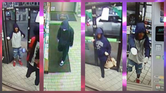 Abilene Police Need to Identify Multiple Robbery Suspects