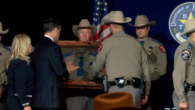 Newest DPS Trooper Honors Father's Legacy